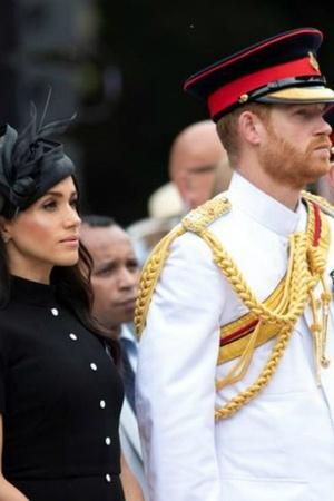 Prince Harry Meghan Markle Windsor palace Indian connect Queen Victoria Abdul
