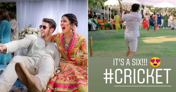 Priyanka Chopra & Nick Jonas Wedding Pictures!