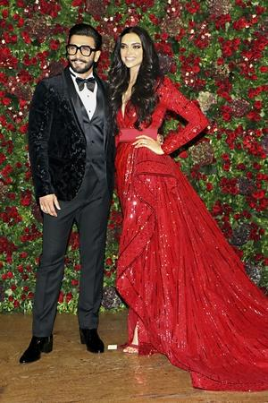 Ranveer and Deepika