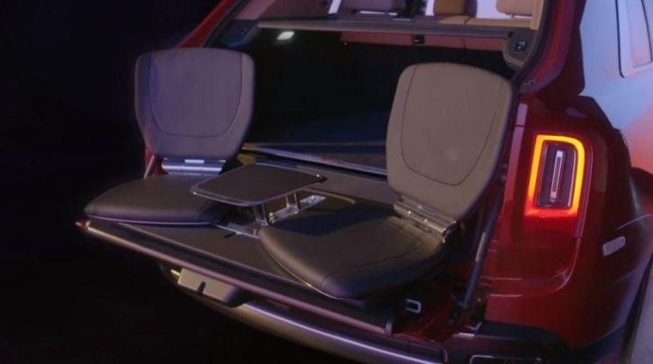 Rolls Royce Cullinan, Cullinan Viewing Suite