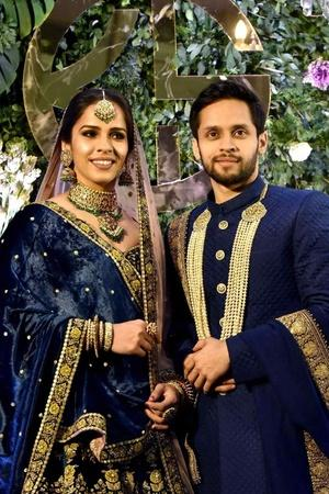 Saina Nehwal got married on December 14
