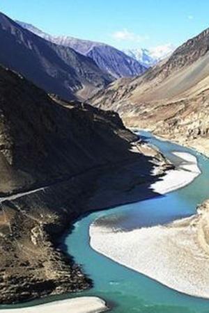 Shahpurkandi Dam project