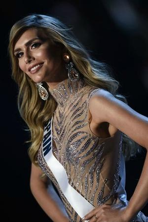 Shattering Stereotypes Transgender Woman From Spain Competes In Miss Universe Competition
