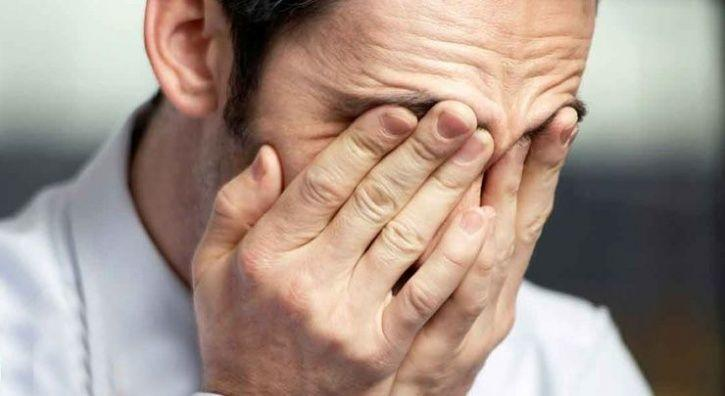 stress pupil dilation