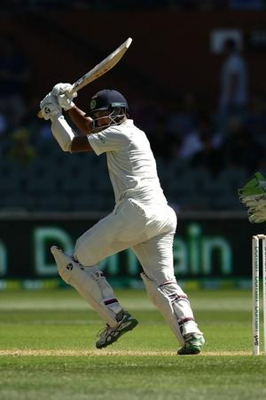 This is Cheteshwar Pujaras 16th Test hundred