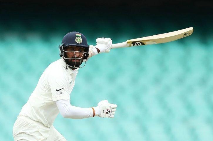 This is Cheteshwar Pujara