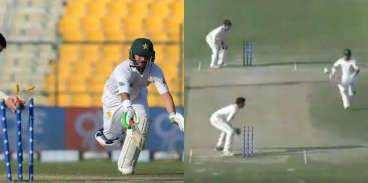This Pakistani batsman was run out