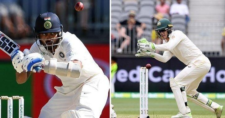 Tim Paine was at it again