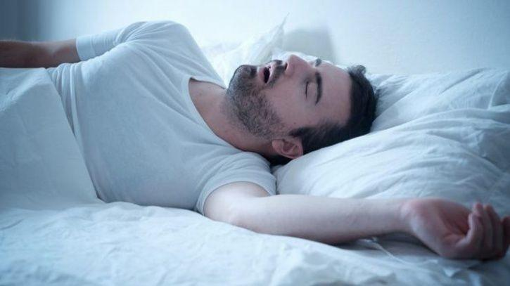 violent sleep disorder