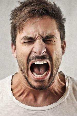 Why Being Angry Can Be Good For Your Health
