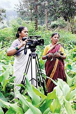 women farmers agriculture Zaheerabad Hyderabad feature film researcher