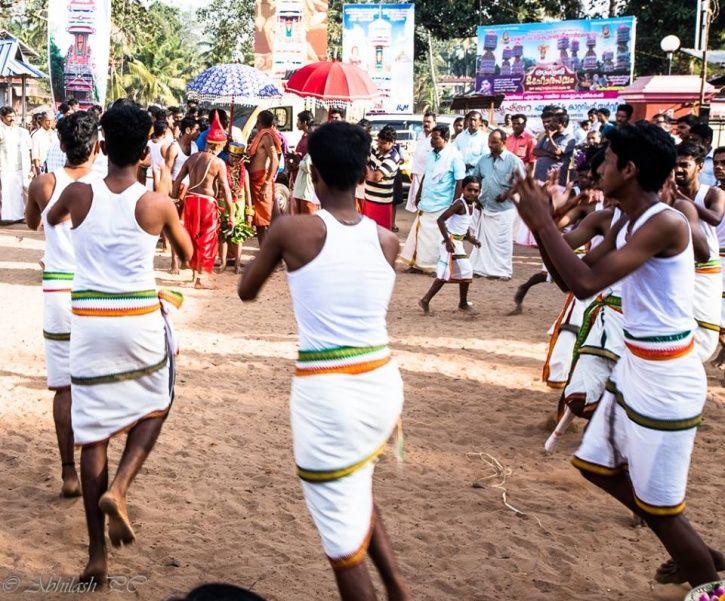 Chooral Muriyal Kerala human sacrifice ritual