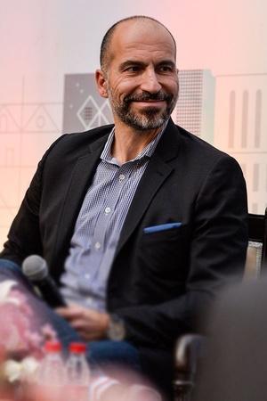Dara Khosrowshahi Uber CEO India