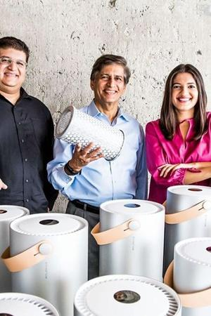 NRI Invents First Air Purifier That Kills Toxins