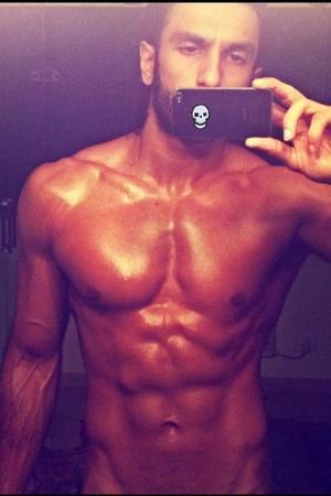Ranveer Singhs Trainer Mustafa Ahmed Shares The Secret Behind His AweInspiring Transformation
