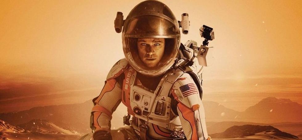 representative image/The Martian