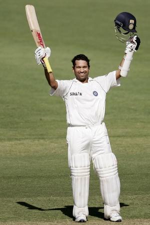Sachin Tendulkar has 100 international hundreds