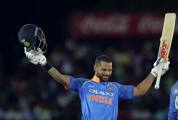 Shikhar Dhawan has scored 13 ODI hundreds