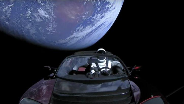11 Crazy Facts About Elon Musk S Tesla Roadster Car Which