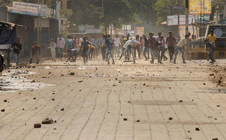 1 Dies In Caste Clash Over 200 Year Old Battle In Maharashtra
