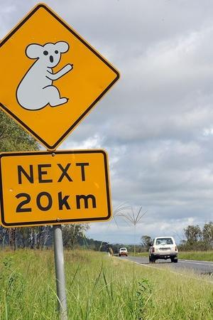 Australia worlds longest detour