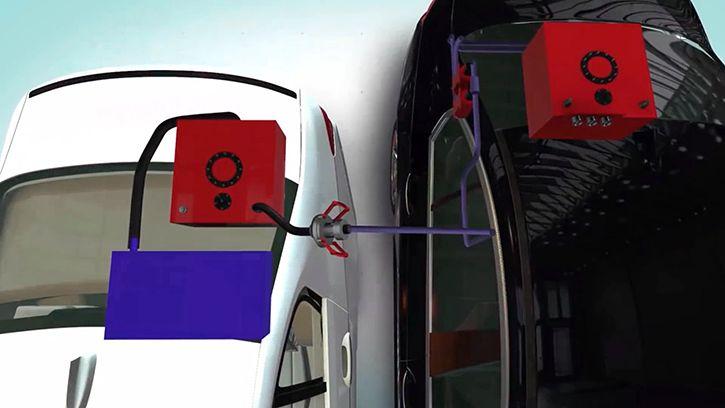 BMW mid drift refuel