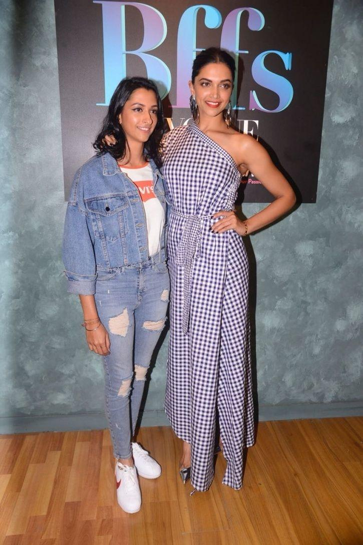 These Pictures Of Deepika Padukone And Sister Anisha Are ...