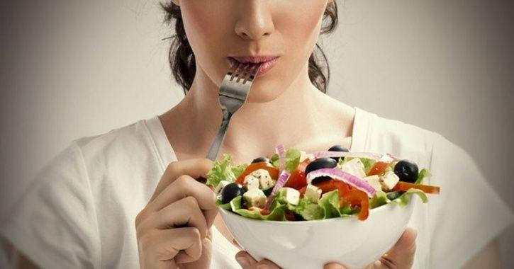 Eating Salads