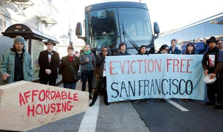 san francisco housing crisis google bus