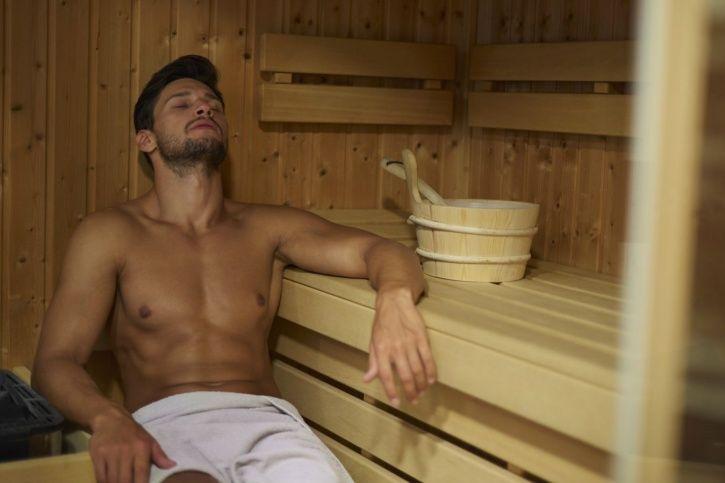 Taking A 30-Minute Sauna Bath Is As Good As A Moderate
