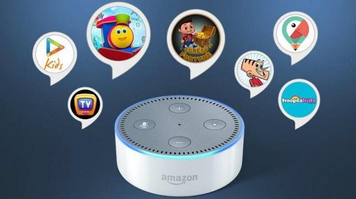alexa skills for kids