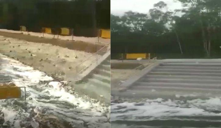 Bellandur Lake Foam