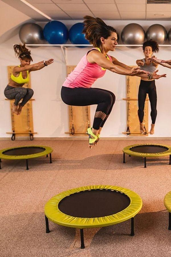 Could Trampolining Be The Workout Trend That Can Make