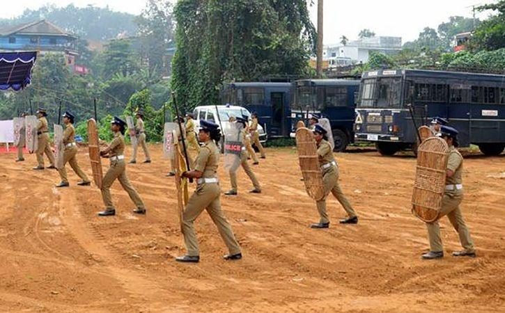 Kerala To Get First All Woman Police Battalion Today