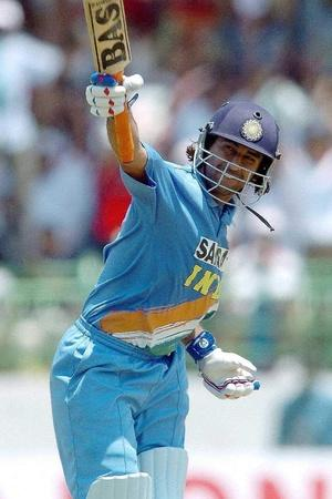 MS Dhoni made 148