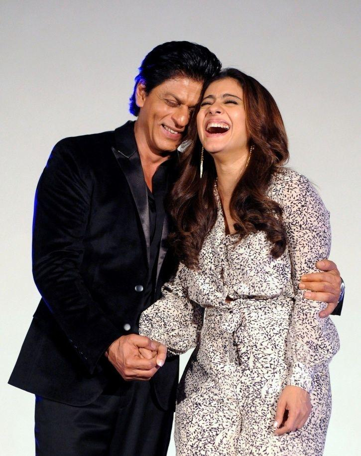 People Request KJo To Cast SRK & Kajol In His Next Film After Their Picture Together Goes Viral