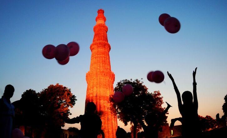 Qutub Minar, ban, photography