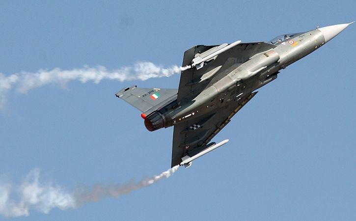 Tejas Fighter Jet