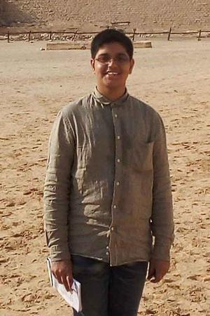 youngest archaeologist arsh ali