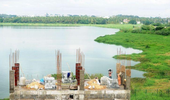 Bellandur Lake