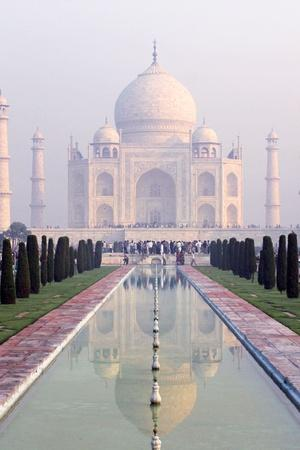 Colour Of Taj