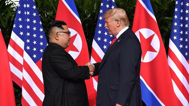 D Kim Jong still North Korea