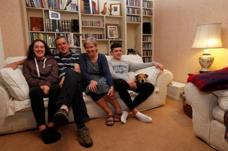 Downie family, Britain