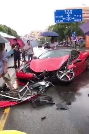 Ferrari AsiaWire