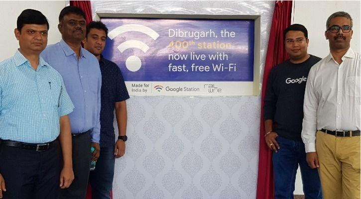 How Indian Railways Turned On Free Wi-Fi On 400 Railway Stations