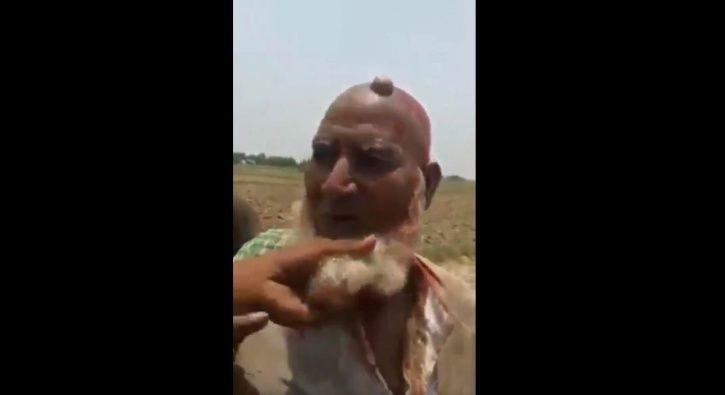 هند کې ۶۵ کلن مسلمان د غوا تښتولو په تور سخت ډبول شوی