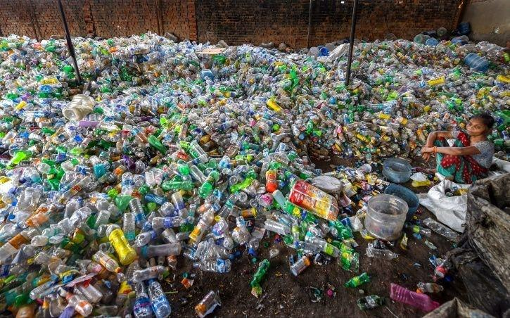 India Has Pledged To Eliminate All Single Use Plastic From The Country By 2022