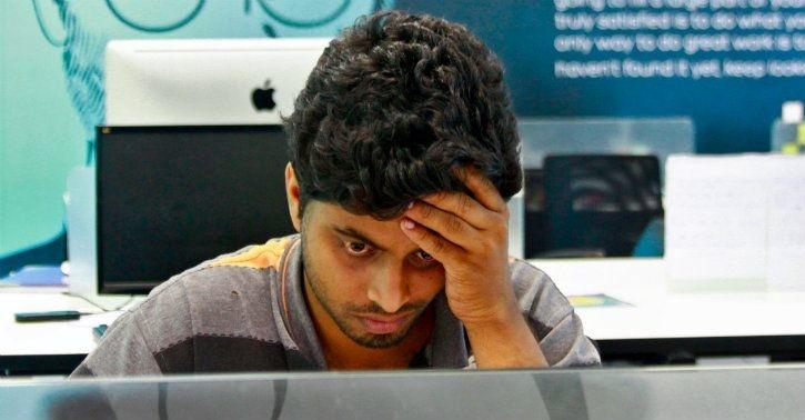 IT sector work-related burnout