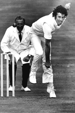 John Snow was Englands premier pacer in the 1970s