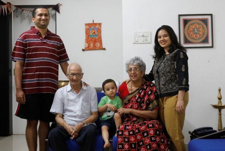 Joshi Family